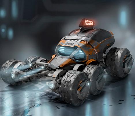 Imaginary Vehicles