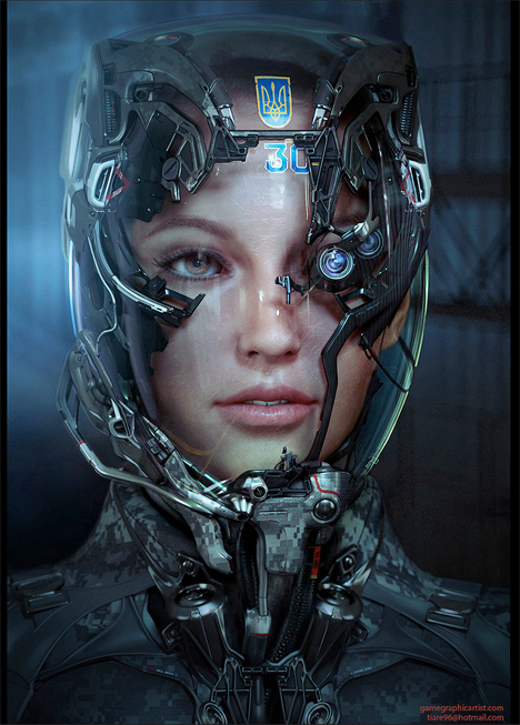 Wearable tech of the distant future 13 sci fi suits for Female space suit