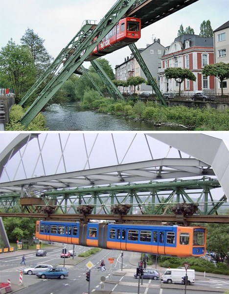 Monorail Wuppertal