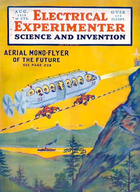 Monorails Aerial Mono Flyer