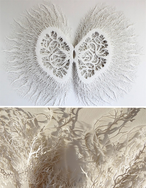 Rogan Paper Cut Art 7