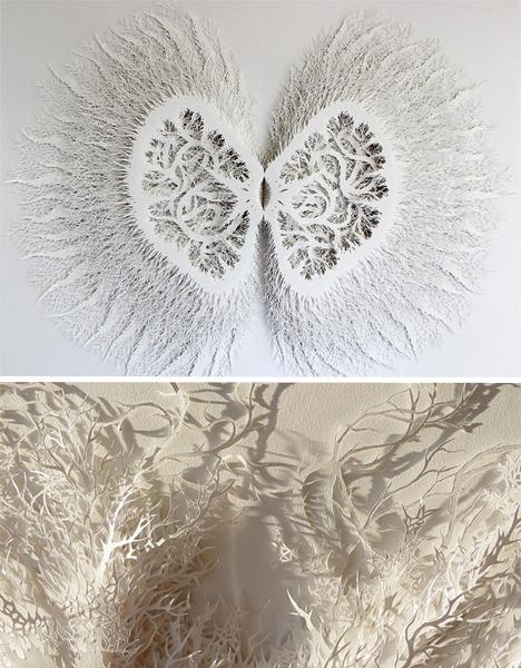 Rogan Paper Cut Art 7