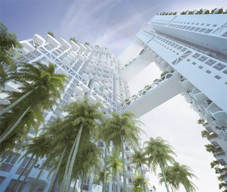 Skybridge Sky Habitat 2