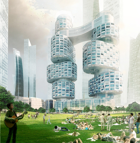 Skybridges Velo Towers 1