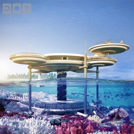 Underwater Hotel Dubai 2