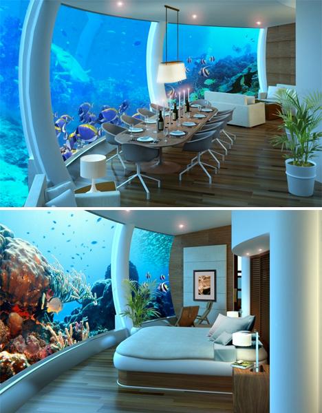 Underwater Poseidon Hotels 2