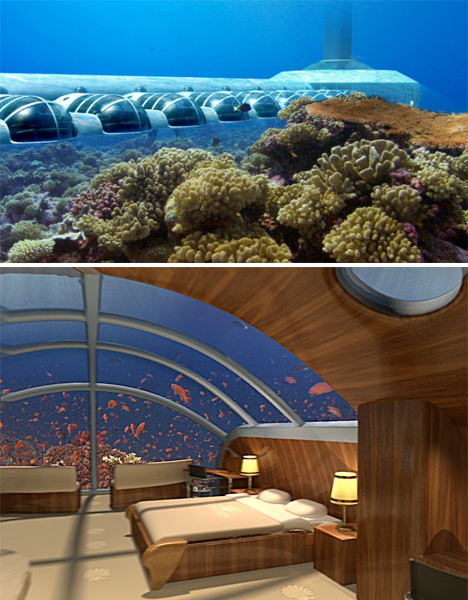 Underwater Poseidon Resort 1