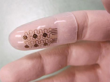Wearable Tech Electronic Fingertip