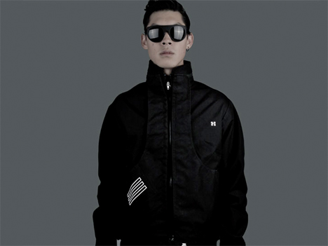 Wearable Tech MIDI Jacket