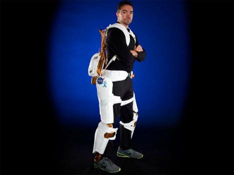 Wearable Tech NASA Exoskeleton