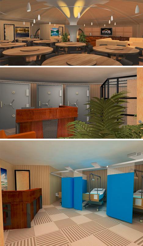 bunker city communal shelter