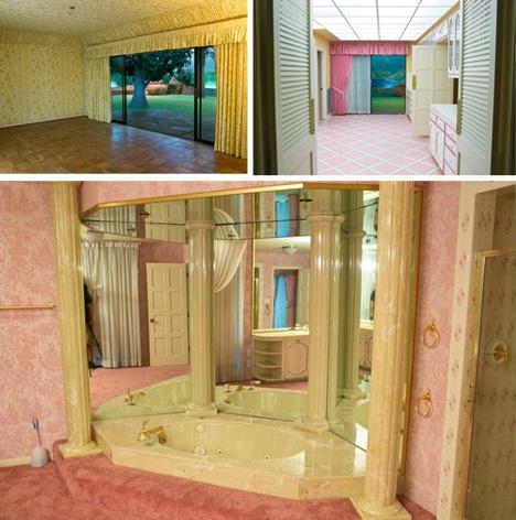 suburb terranean 70s bunker home simulates day night urbanist. Black Bedroom Furniture Sets. Home Design Ideas