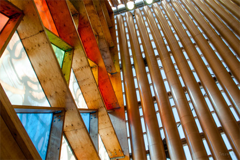 christchurch new zealand cardboard cathedral