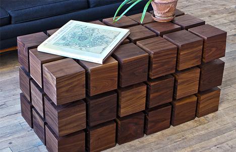 floating furniture design room