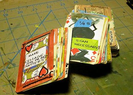 handmade map creative process