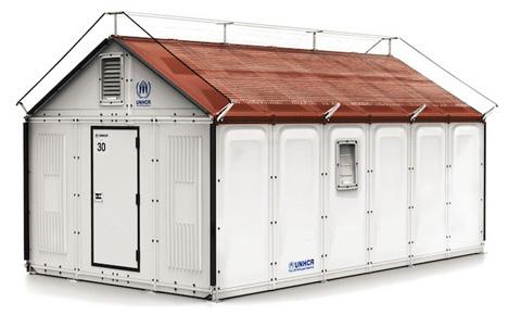 ikea shelter finished