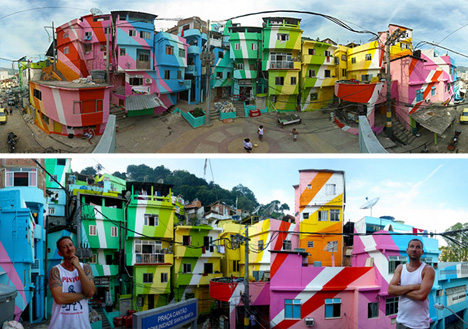 mural project neighborhood rio