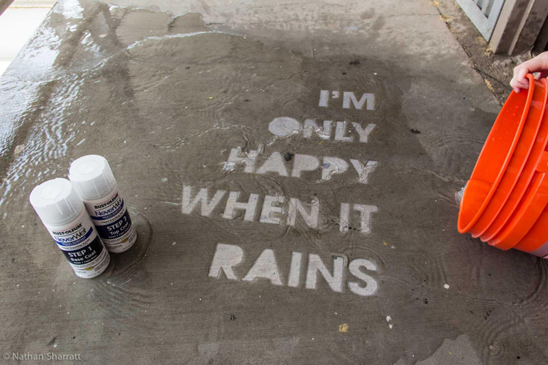 only happy rain
