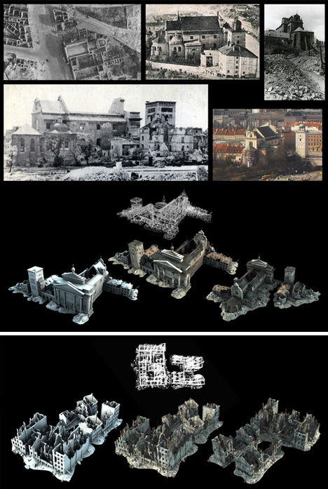 poland 3d reconstruction examples