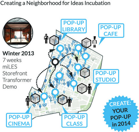 storefront activation modular program