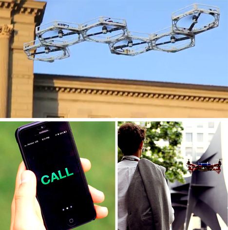 unmanned aerial vehicle flights