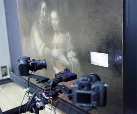 3D Printer Classic Paintings 2