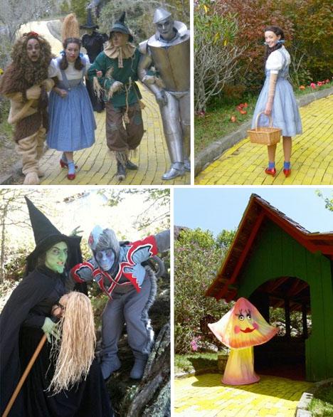 Abandoned Land of Oz Park 6