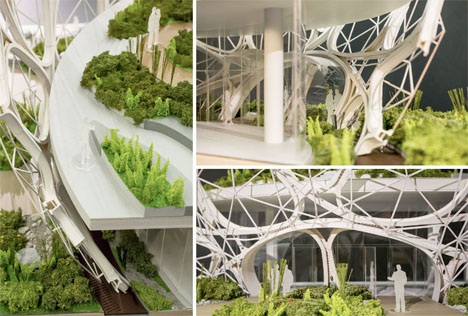 Amazon Biosphere Headquarters Seattle 3
