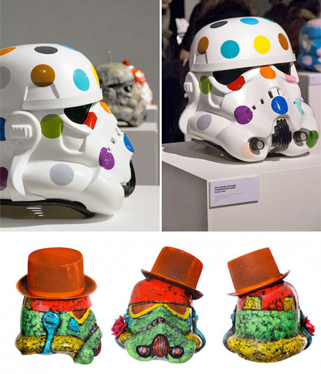 Art Wars Stormtrooper Helmets 3