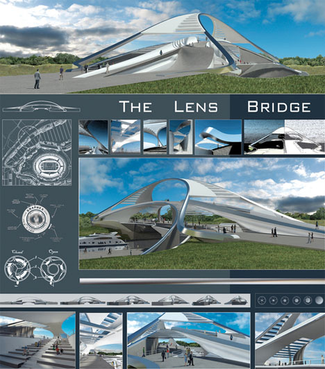 Bridge Concept Designs Lens