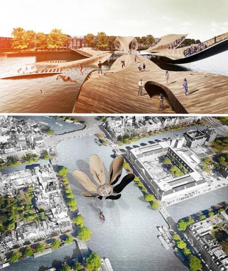 Bridge Concept Designs Tulip