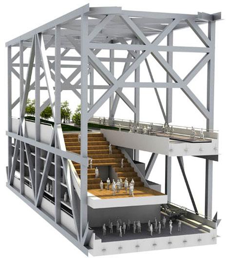 Concept Bridge Designs Bay 2