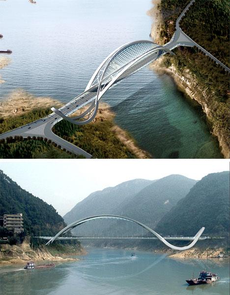 Concept Bridge Designs Dragon Eco