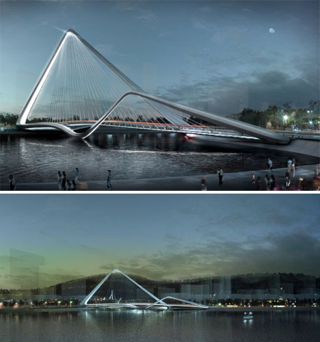 Concept Bridge Designs Infinity Loop