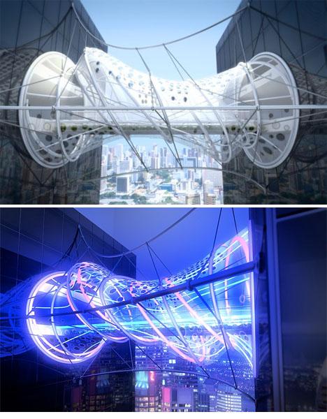 Concept Bridge Designs Pedestrian