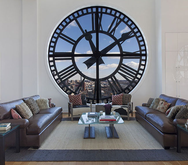 Converted Clocktower Penthouse 1