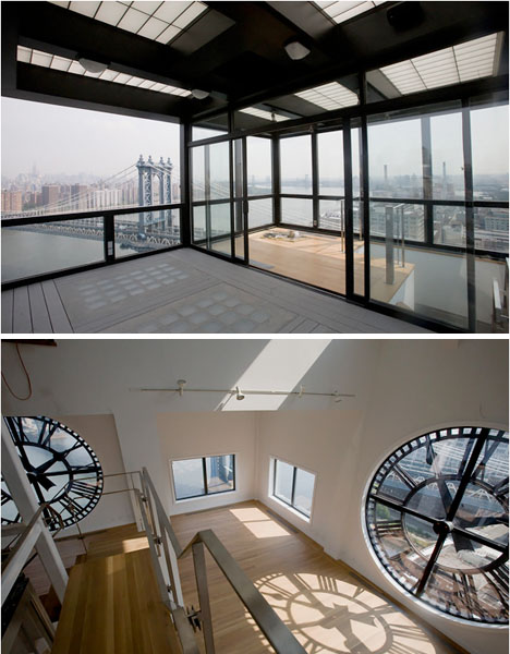 Converted Clocktower Penthouse 5