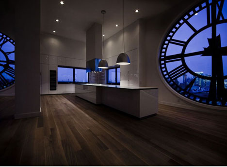 Converted Clocktower Penthouse 6