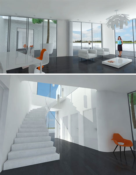 Floating Apartments 4