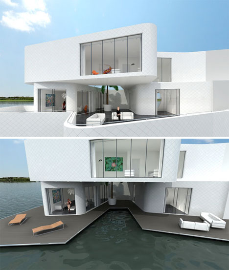 Floating Apartments Netherlands 3
