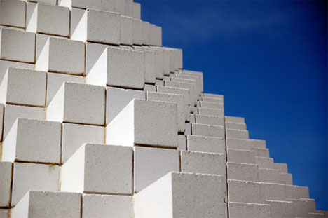Future Building Materials Concrete 16000