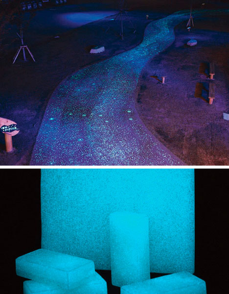 Glow in the Dark Veluna Tiles Bricks