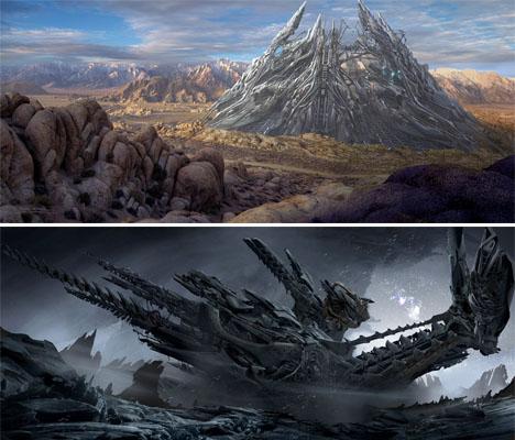 Imaginary Landscapes Revenge 1