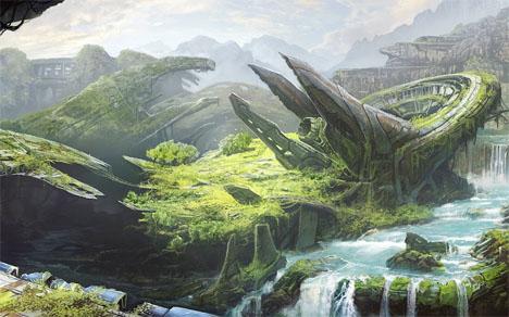 Imaginary Landscapes Wojtala