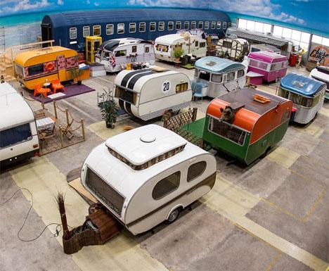 Indoor RV Campground Hostel 1