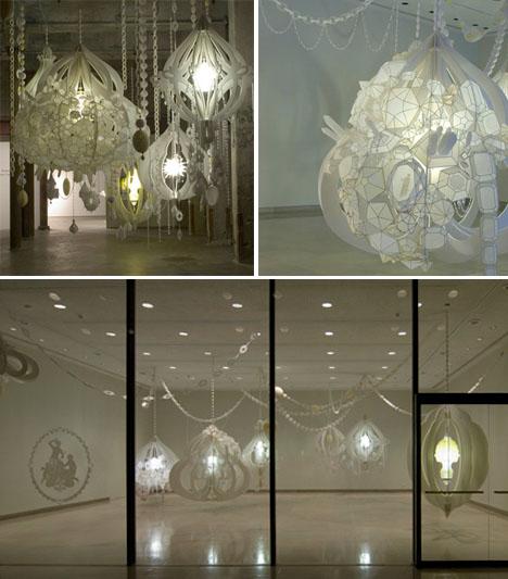 Paper Sculpture Hassenfeld