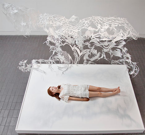 Awe-Inspiring Art: 14 More Masters of Paper Sculpture | Urbanist