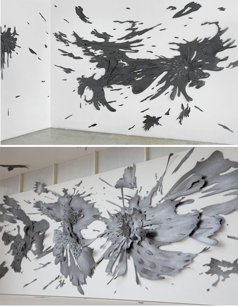 Paper Sculptures Kocks 2