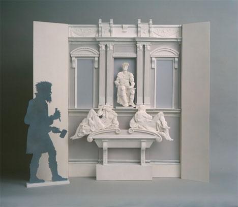 Paper Sculptures Rixford 1
