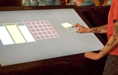 Touch Technology DJ